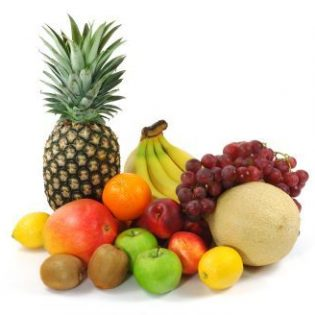 Assorted Kinds of Fruits